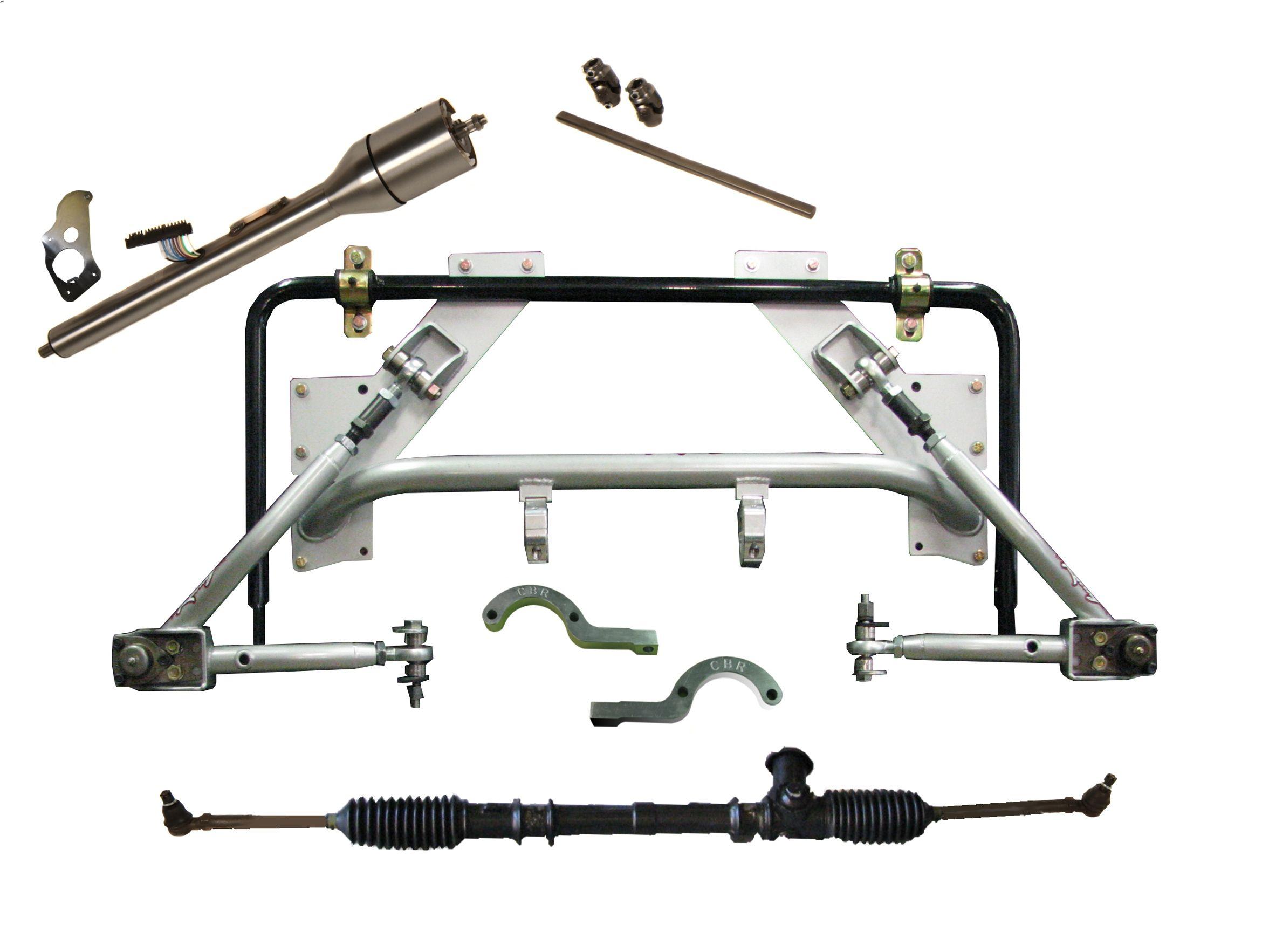 lemans gto pin pinion pontiac rack tempest kit