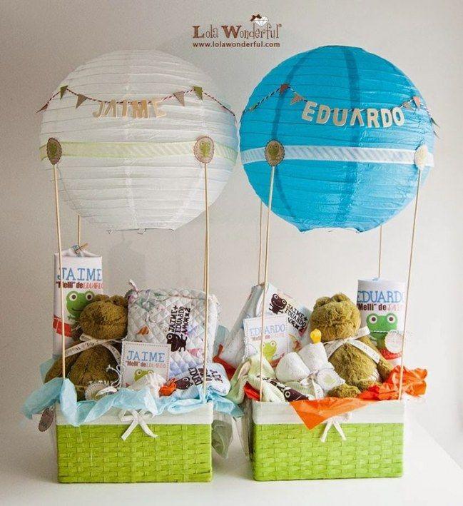 aqu tienes algunas ideas de regalos originales para bebs
