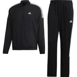Adidas Herren Light Woven Trainingsanzug, Größe Xxl in Schwarz adidasadidas