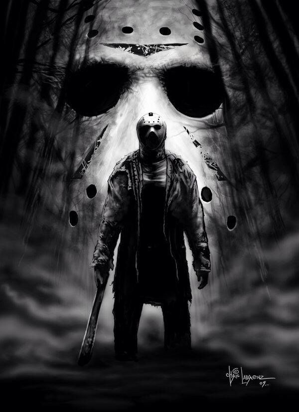Friday The 13th Jason Voorhees Wallpaper Horror Movie
