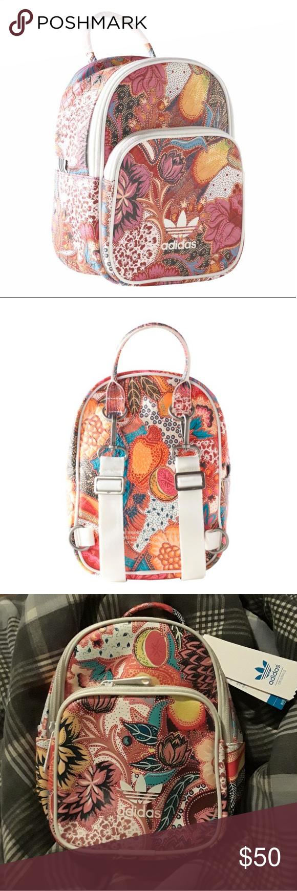 560e7996486 Adidas Fugiprabali Mini Backpack Brand New with Tags Adidas Originals  Fugiprabali Mini Backpack adidas Bags Backpacks