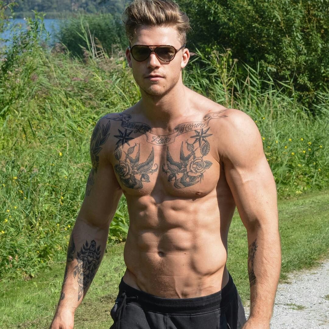 Pin by C.J. Crandall on Awesomeness | Men, Inked men