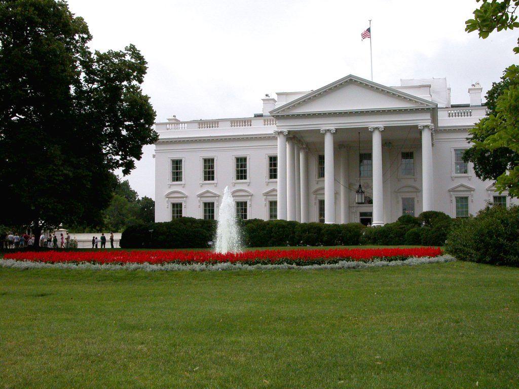 Washington DC - The White House