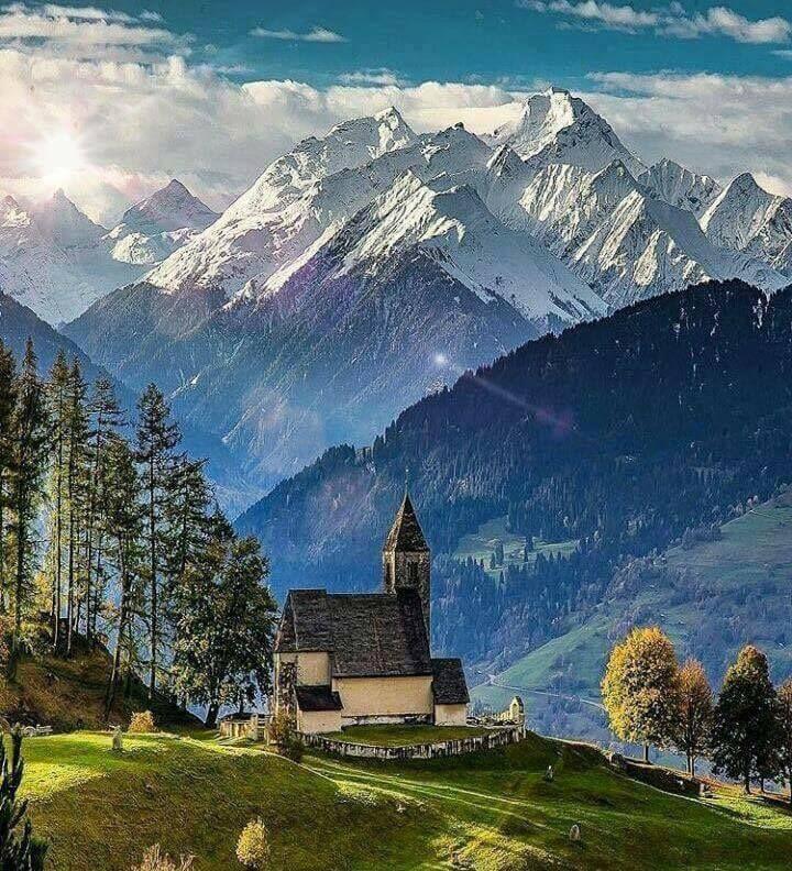 Switzerland, Travel