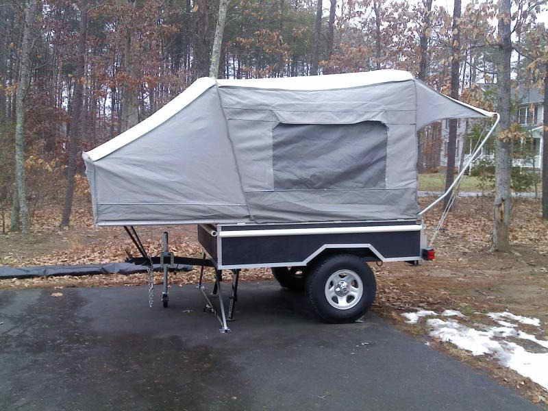 Smallest Coleman Tent Trailer Pop Up Tent Trailer Coleman Tent
