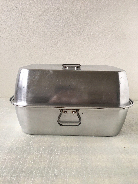 wear ever 2625 large turkey roaster pan