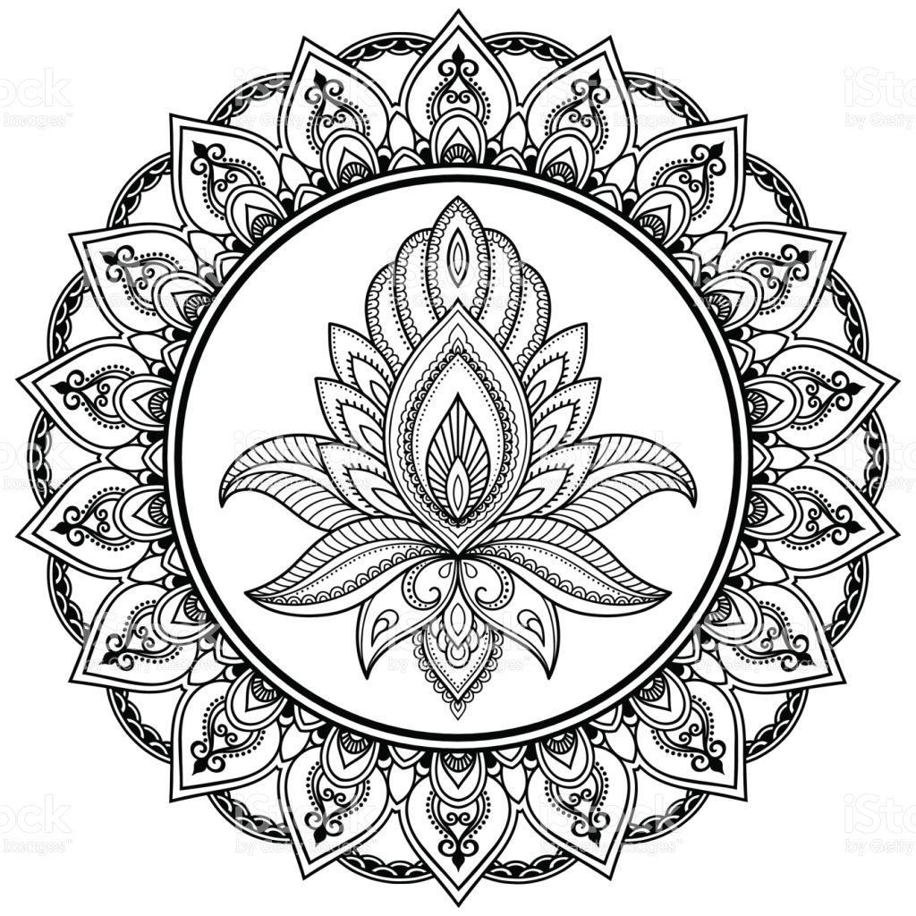 Pin By Joke Meijer On Mandela Mandela Mandala Coloring Pages Flower Drawing Mehndi Style