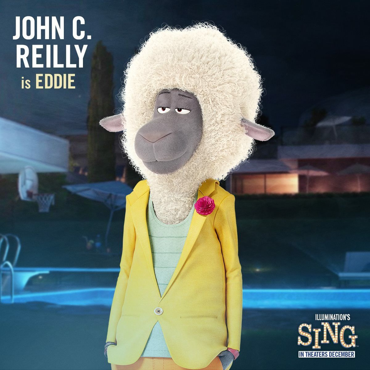 Sing movie characters by Xiyu CHEN on FILMS & SONGS Sing