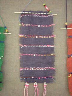 Artolazzi: Burlap Weavings