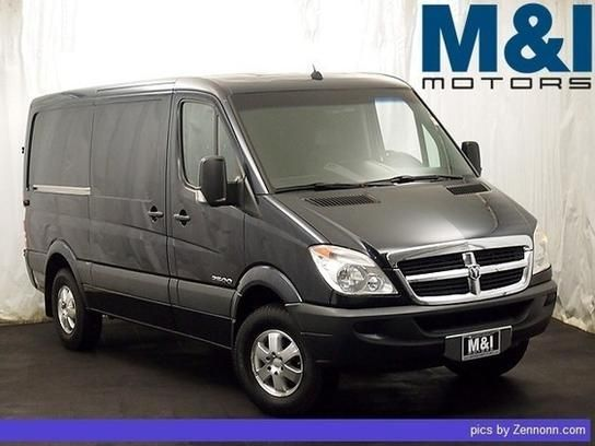 Cars For Sale 2007 Dodge Sprinter 2500 144 Inch In Highland Park