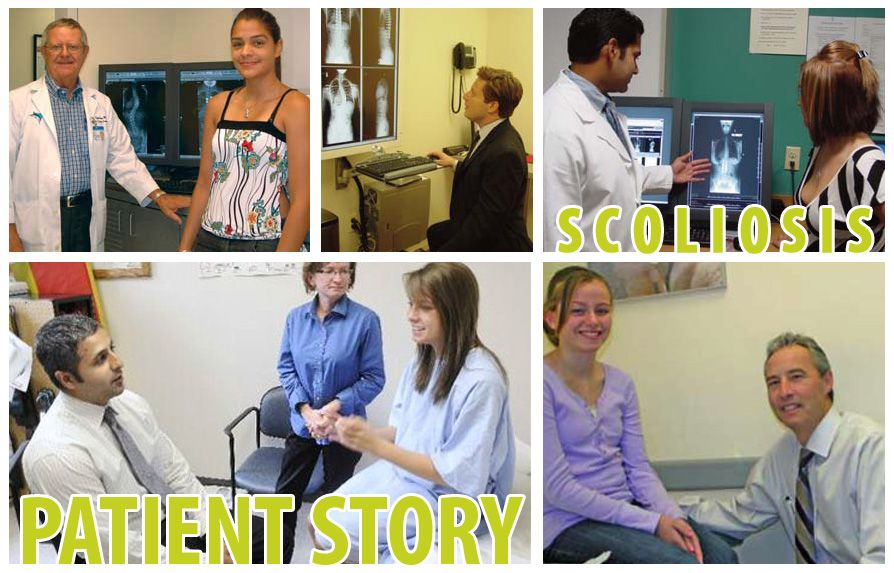 You are not alone! There are many people out there who are diagnose with scoliosis. The Harms Study Group and the SSSF has cared for many scoliosis patients. To read some patient success story, please visit http://settingscoliosisstraight.org/news-events/patients-stories