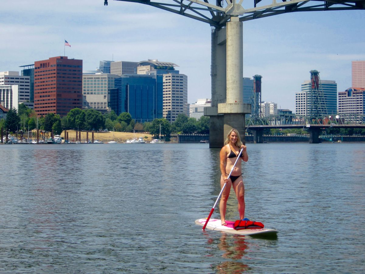 So I started paddle boarding this summer as wanting something new and fun to do with my son Joshua and hopefully get some friends to join me sometime. I had always admired looking at this wh…