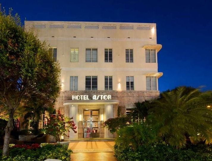 Eli Kostbar Named Gm Of South Beach S Hotelastor Http Hotelexecutive
