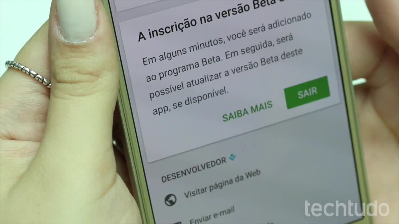 Download Do Whatsapp Beta Saiba Como Baixar E Ter O App No