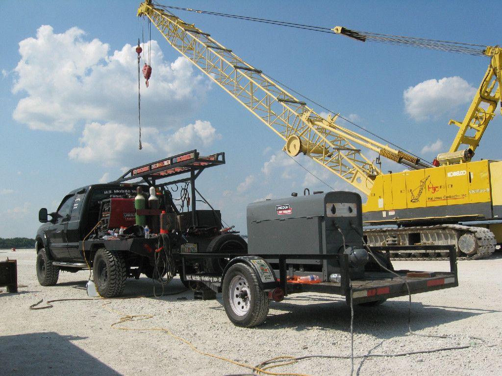 MS Mobile Welding & Fabrication Expert Certified Welder