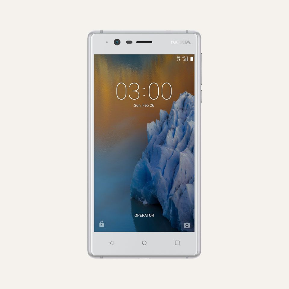 Finally The Phone You Ve Been Waiting For Is Here Meet Nokia 6 Our Latest Smartphone With Android That Has Immersive Entertainment Brigh Nokia 3 Nokia Phone