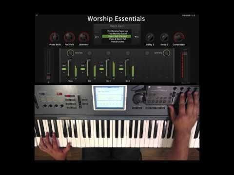 Ever Be (Bethel Music) Keyboard Tutorial (Without using
