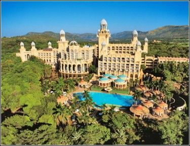 Africa Sun City Resort Sun City South Africa Sun City Hotel