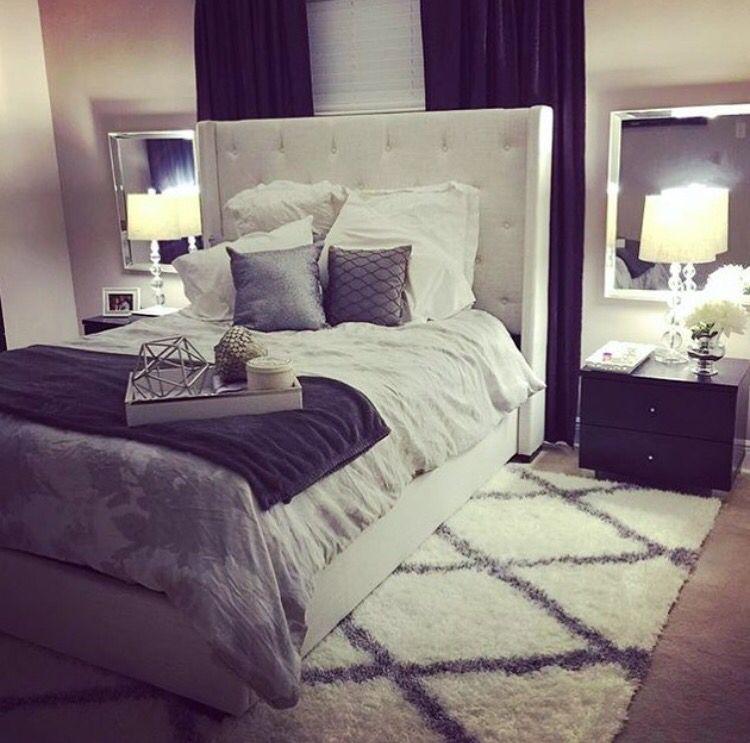 Best Gray And White Bedroom Bedroom Inspiration Bedroom 400 x 300