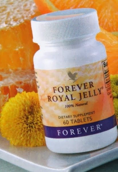 Royal jelly increases sex desire
