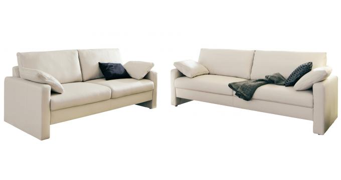 Lascondo Handmade Step 3er Und 2 5er Sofa Leder Beige Sofa Leder Sofa 3er Sofa