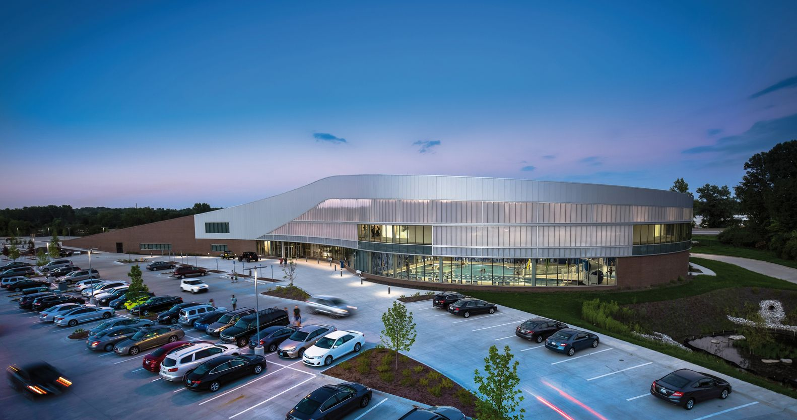 Gallery of maryland heights community recreation center