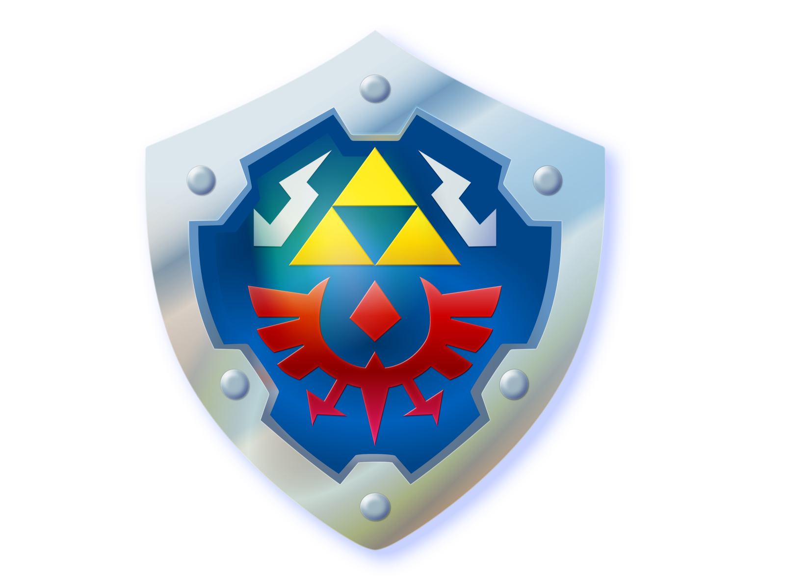 Links Shield From Legend Of Zelda Link S Awakening Legend Of Zelda Nintendo Art Shield