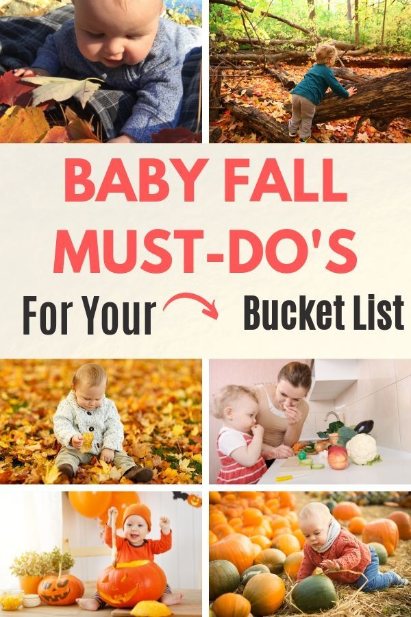 Everything Fall for Babies: Sensory Activities, Crafts, Clothes and More - Ultimate Guide