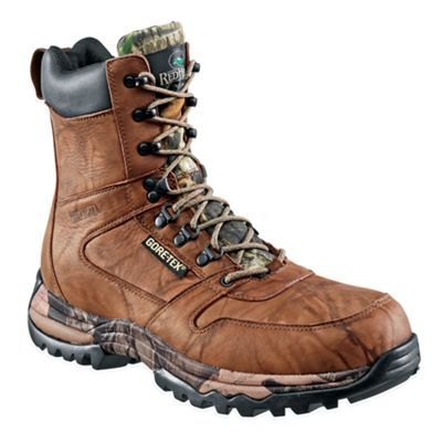 be3ea2db4f83b Redhead Tracker 8 Waterproof Insulated Leather Hunting Boots For Men - Brown