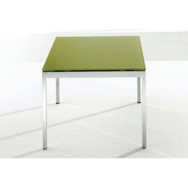 Mesa Tafesa Commodo. Mesa extensible con estructura de acero ...
