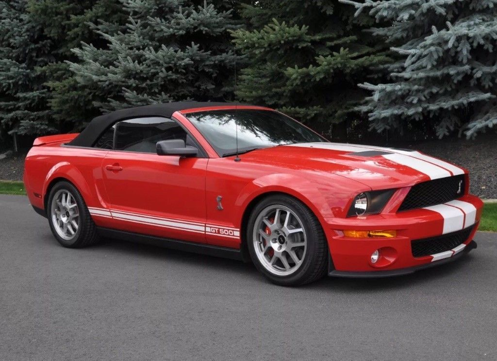 Nice Amazing 2007 Ford Mustang Shelby Gt500 Helby
