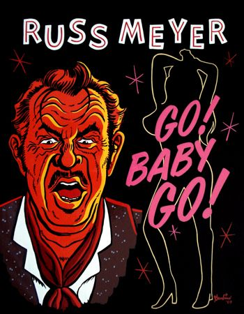 Don't you guys just love Russ Meyer?