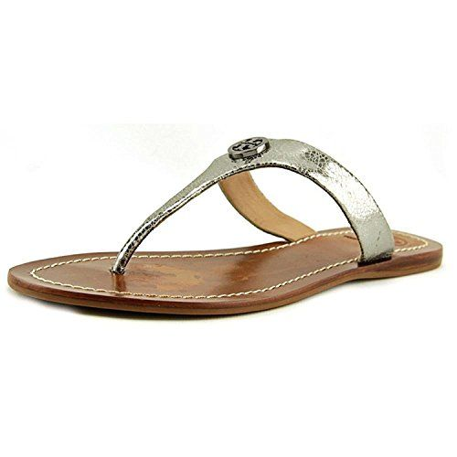 04882d02183 Tory Burch Cameron Thong Sandals Pewter Silver 55     To view further for  this item