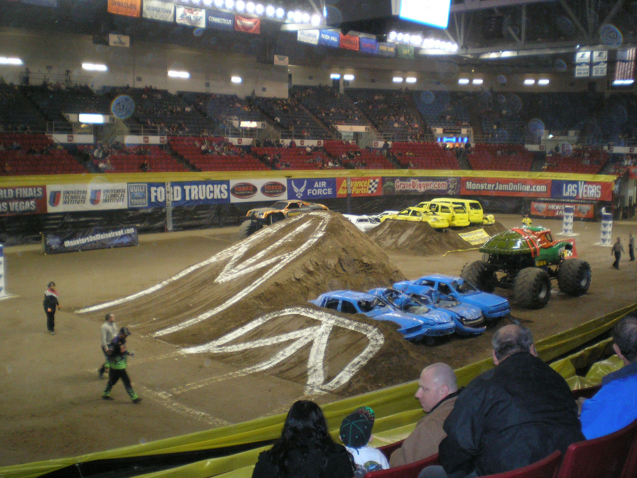 monster truck monster jam arena Google Search