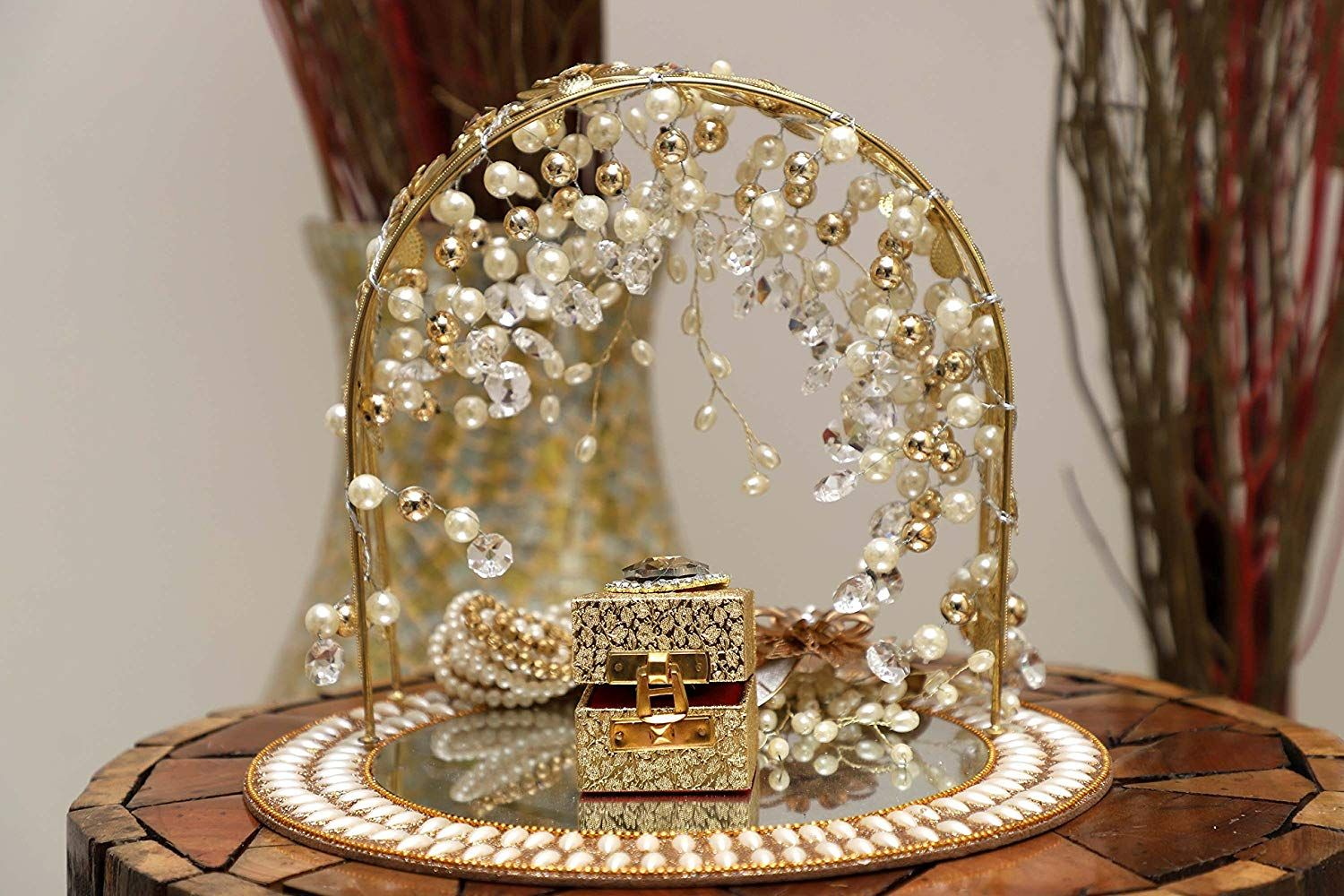 This item is unavailable Engagement ring platter