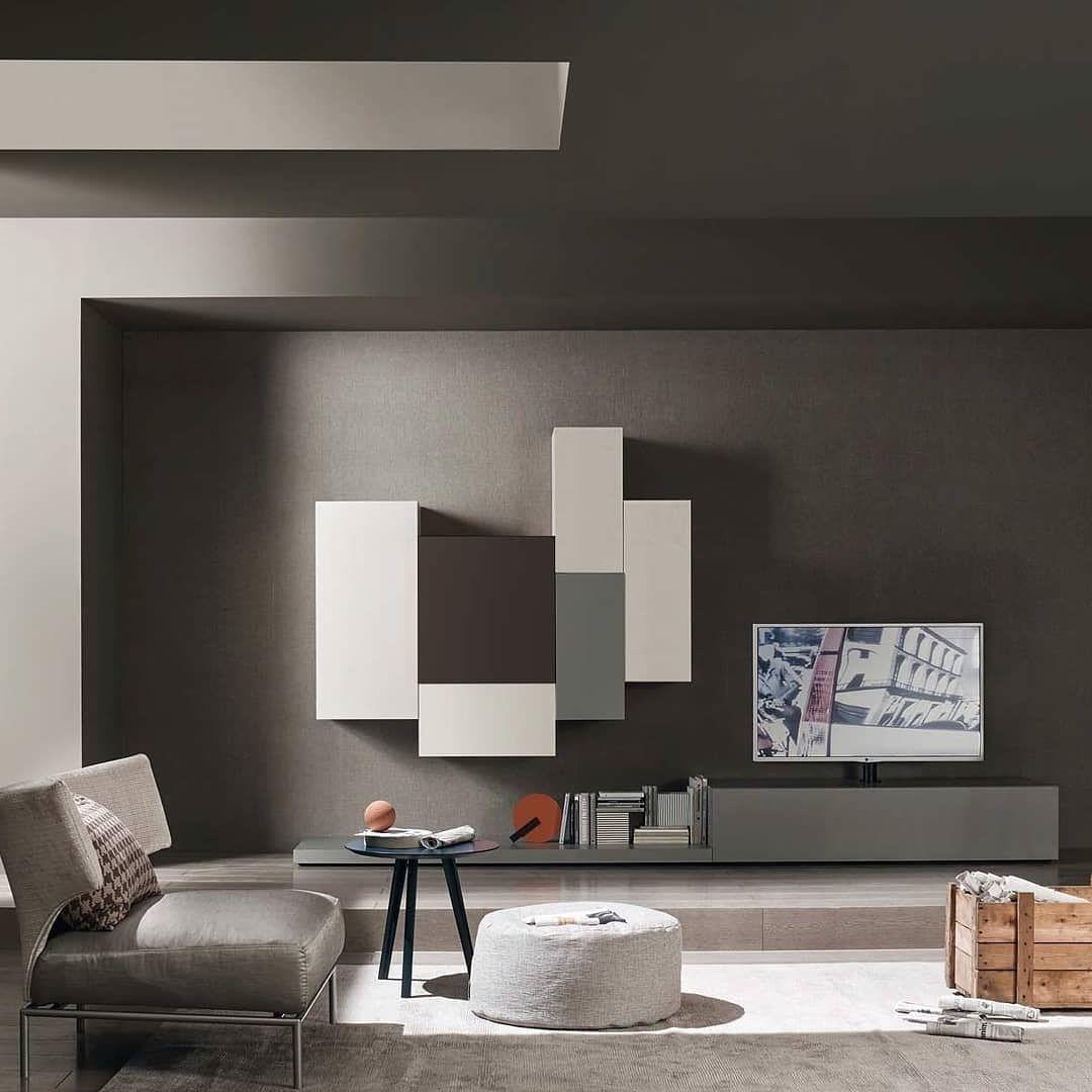 Der vertikale Design Hängeschrank ist in 4 Höhen und 3 Breiten ...
