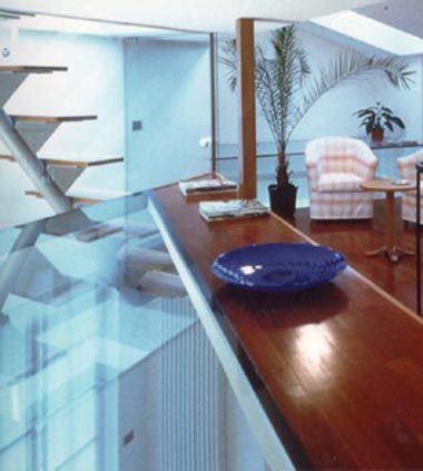 Ristrutturazione con creazione soppalco e arredo attico for Soppalco d arredo
