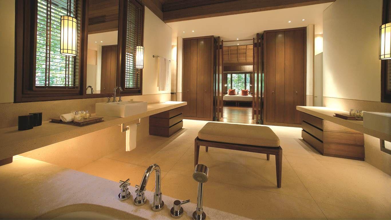Bathroom interior hd hasil gambar untuk the datai  interior bathroom  pinterest