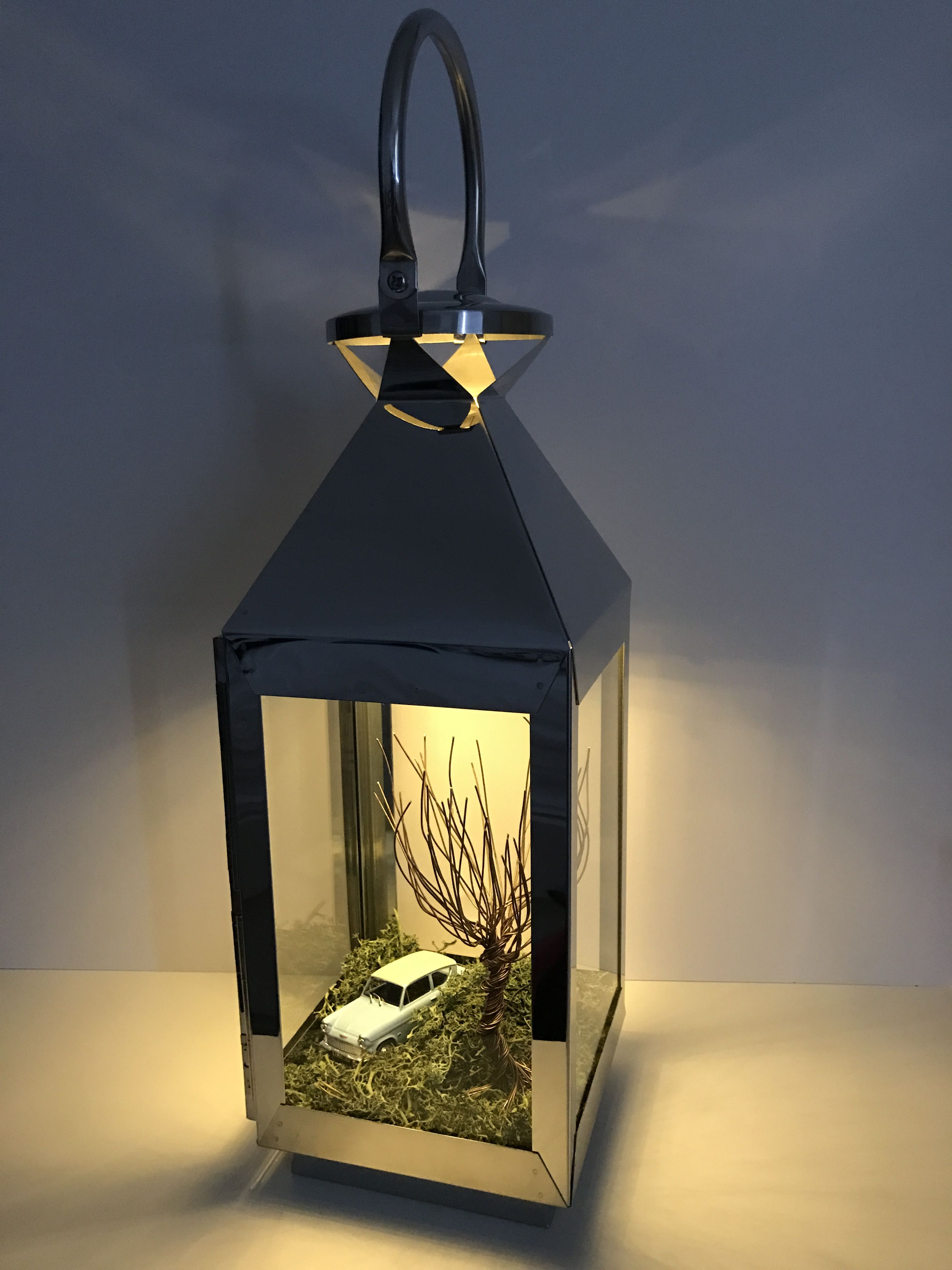 Harry Potter Lantern Birthday Gift The Whomping Willow And