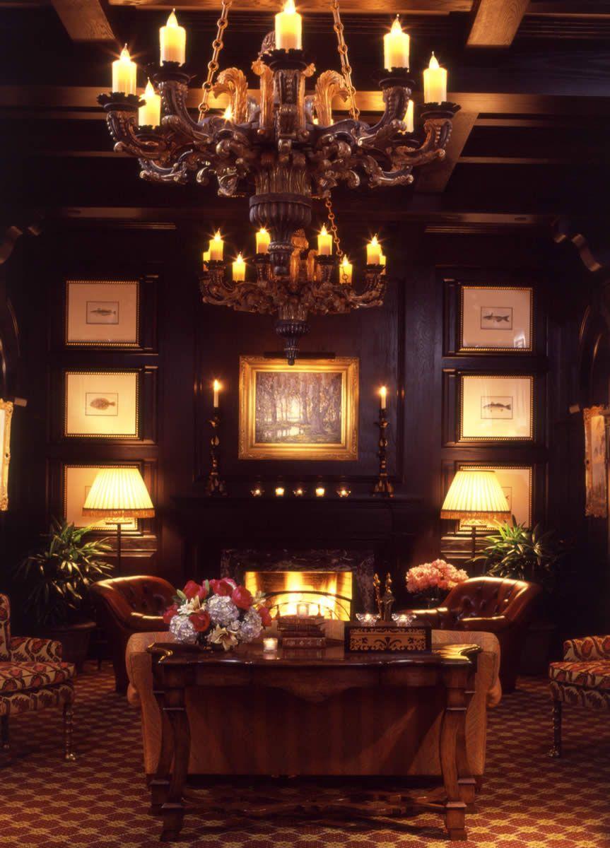 Dream Library Home Secret Rooms