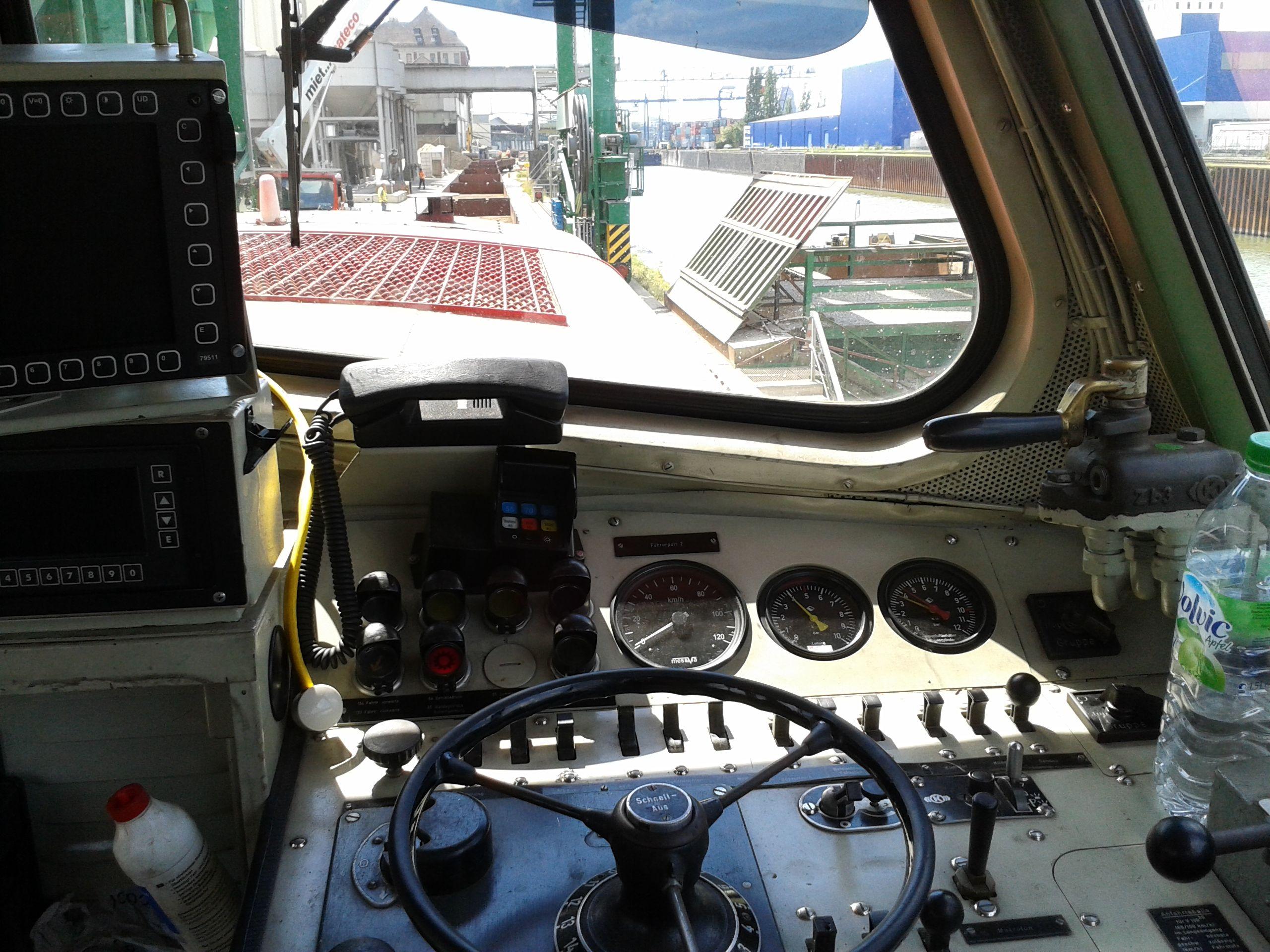 Pin auf Eisenbahn