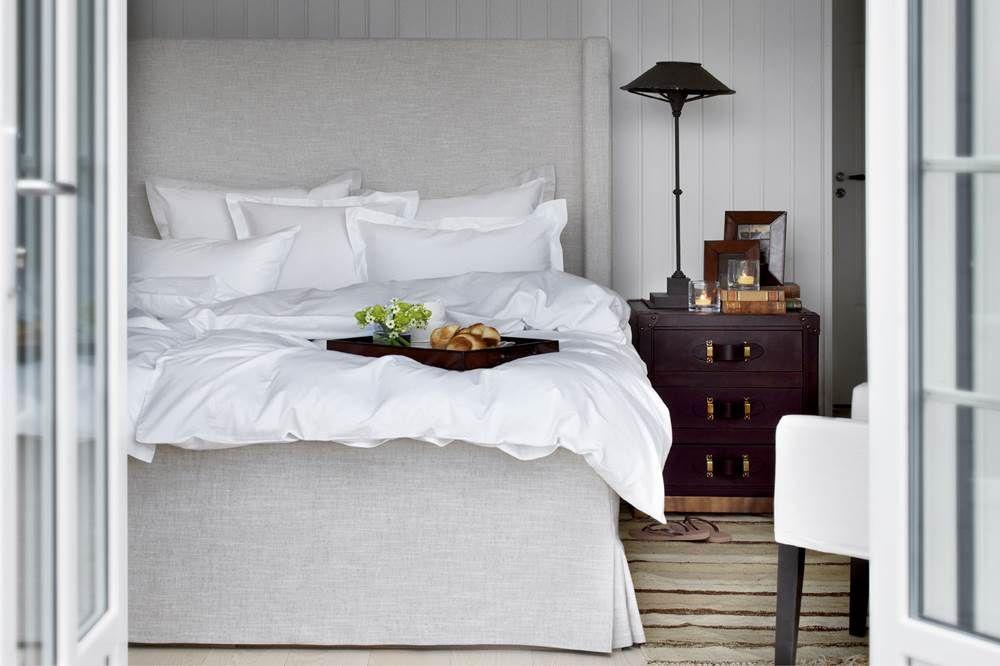 Mira sengekappe - Velkommen til Slettvoll