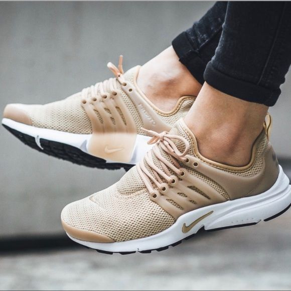 NIKE AIR PRESTO LINEN LIMITED EDITION COLOR Sz 8