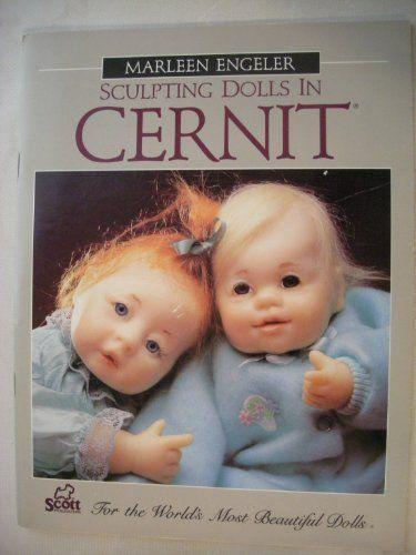 Sculpting Dolls in Cernit by Marleen Engeler Artist Crafts Hobbies
