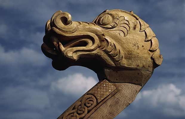 Ship figureheads | Vikings, Viking age