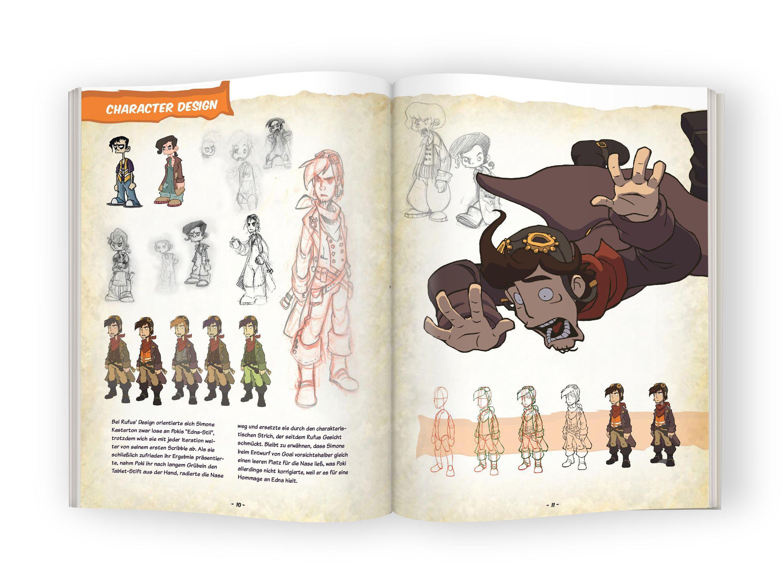 Monkey island 2 lechuck s revenge concept art the international - Animation