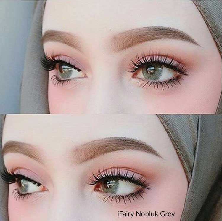 9aa99f123f3 i.Fairy Nobluk Grey Colored Contacts in 2019
