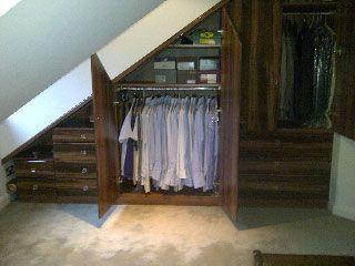 Space Saver A Small Corner Wardrobe Corner Wardrobe Built In Bookcase House Styles