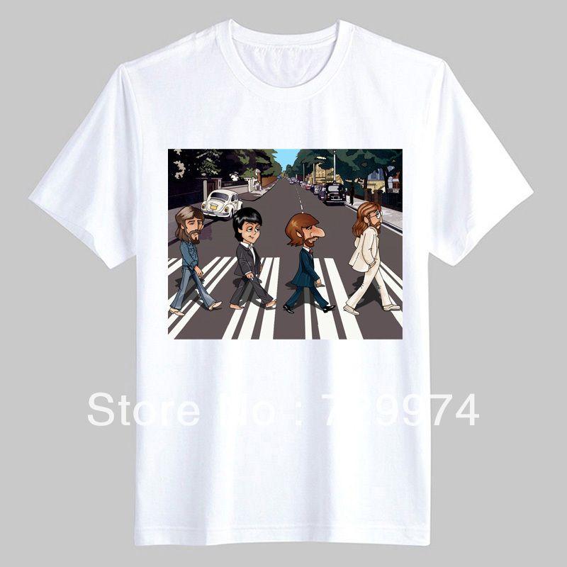 abbey road shirt