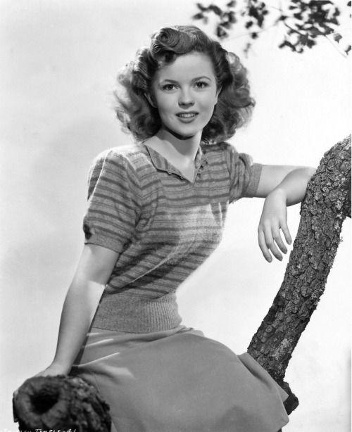 screengoddess: Shirley Temple, 1940s.
